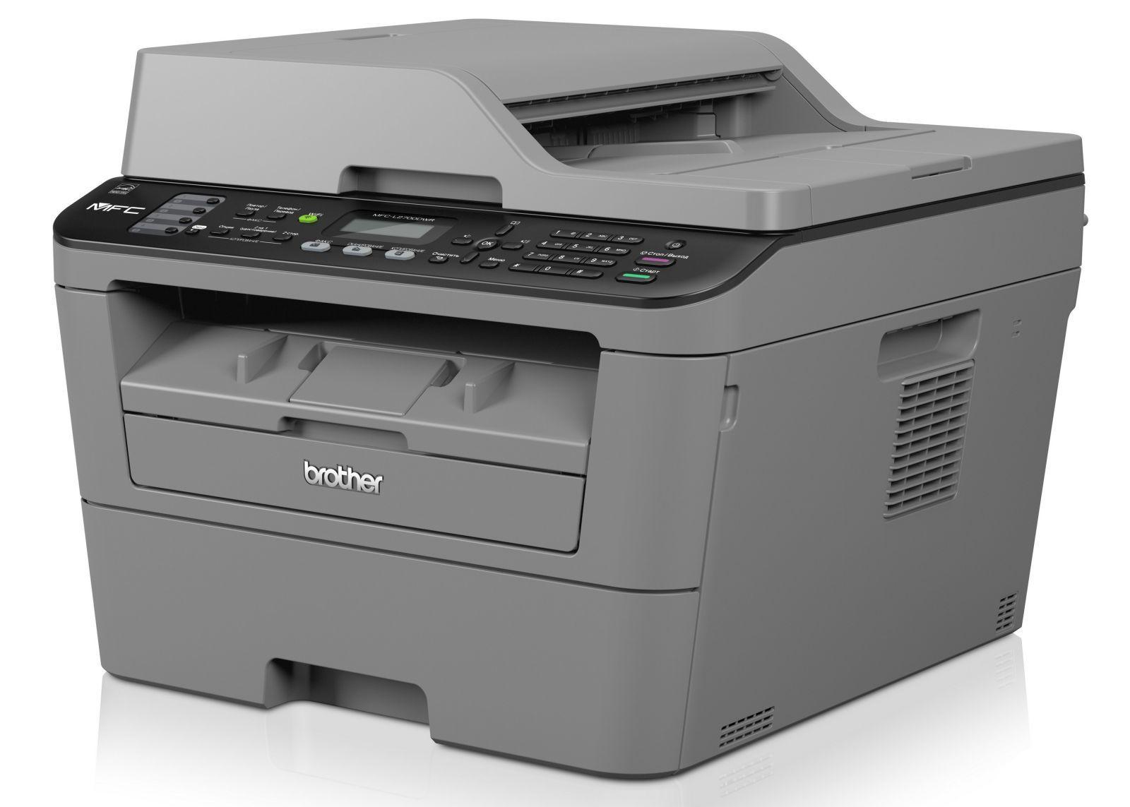 Принтер Brother MFC-L2700DWR