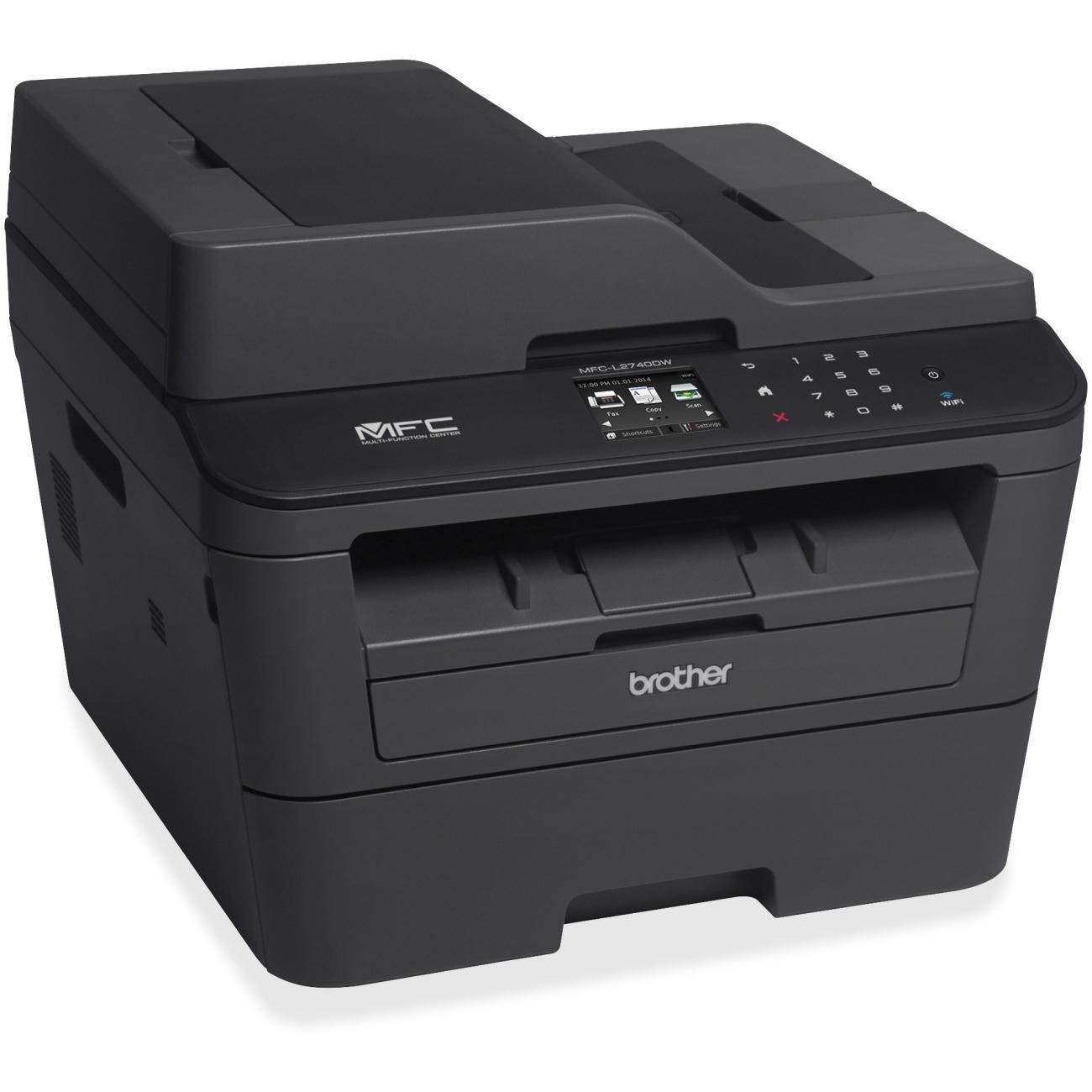 Принтер Brother MFC-L2740DW