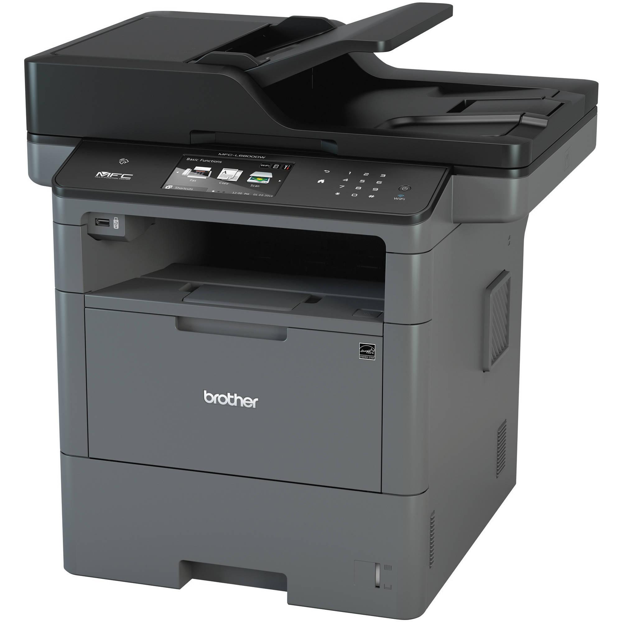 Принтер Brother MFC-L6800DW