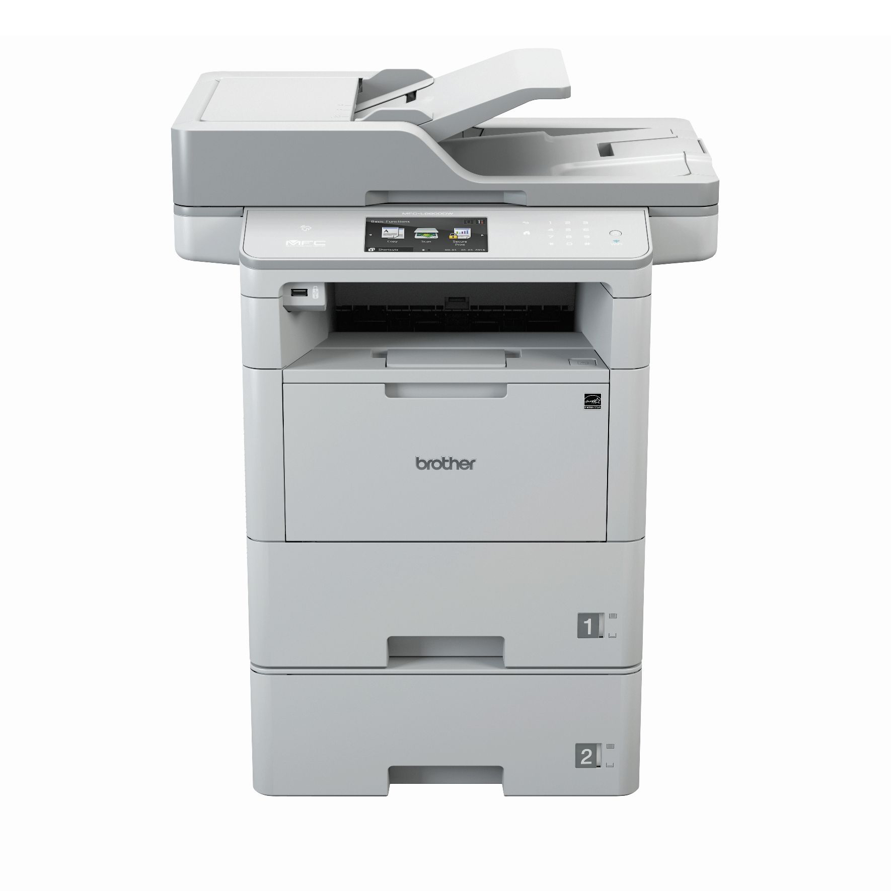 Принтер Brother MFC-L6800DWT