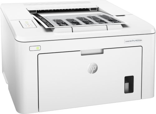 Принтер HP LaserJet Pro M203dn Printer