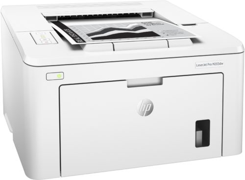 Принтер HP LaserJet Pro M203dw Printer