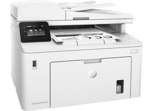 Принтер HP LaserJet Pro MFP M227fdw