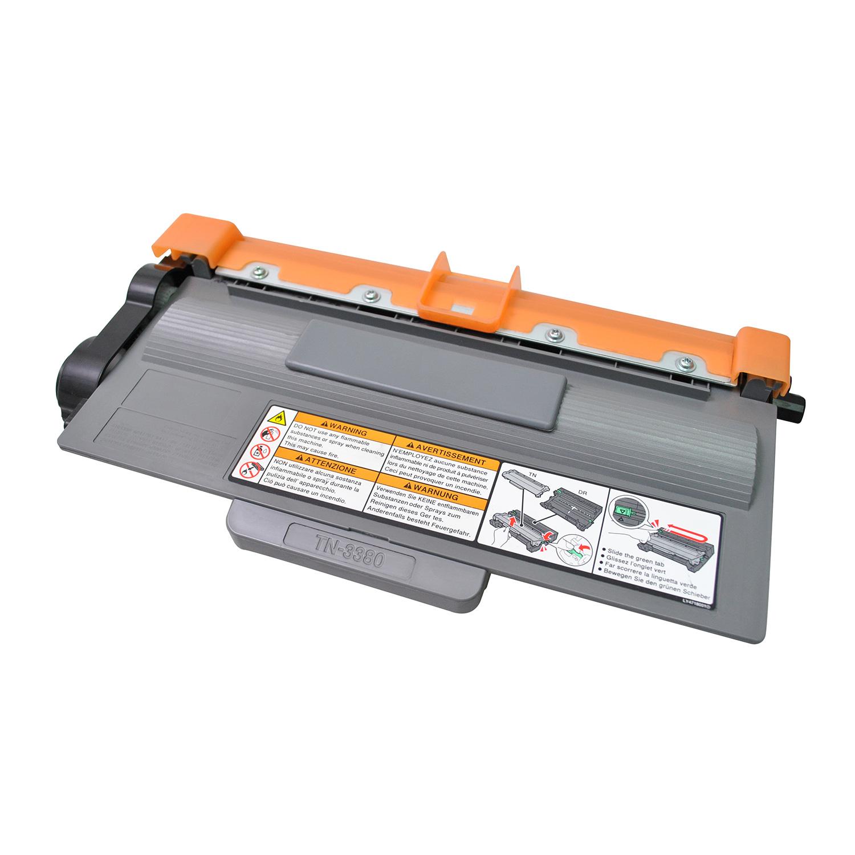 Brother TN-3380 (TN-750) съвместима тонер касета