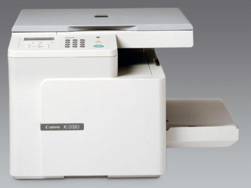 Принтер Canon PC-D320