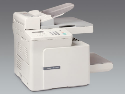 Принтер Canon PC-D340