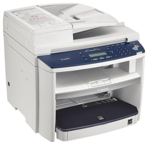 Принтер Canon PC-D450