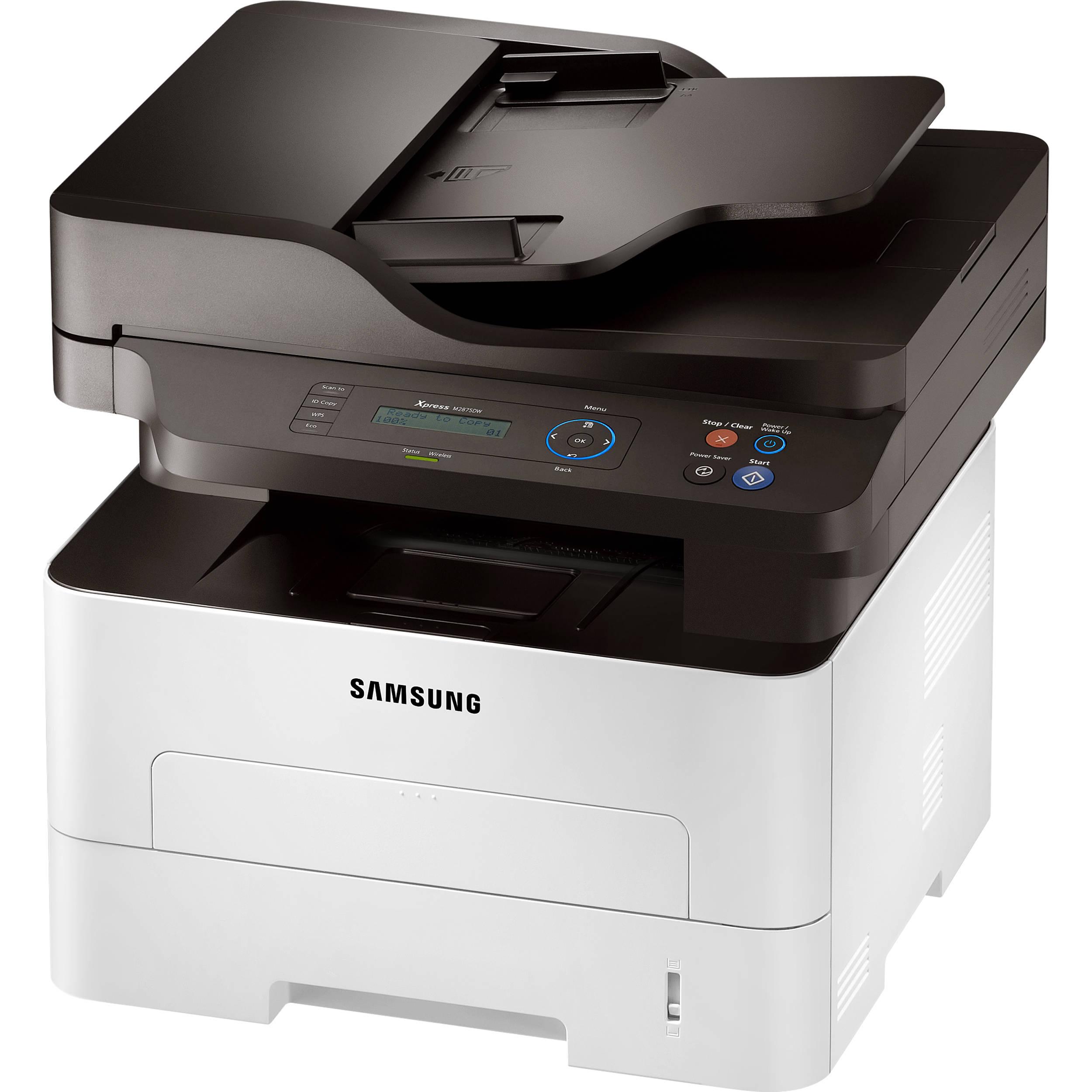Принтер Samsung Xpress SL-M2875DW