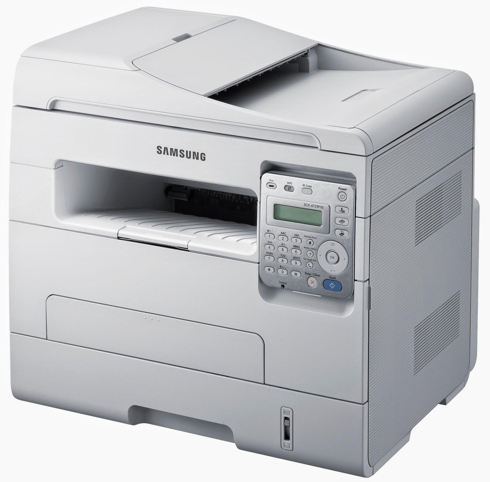 Принтер Samsung SCX-4729FW
