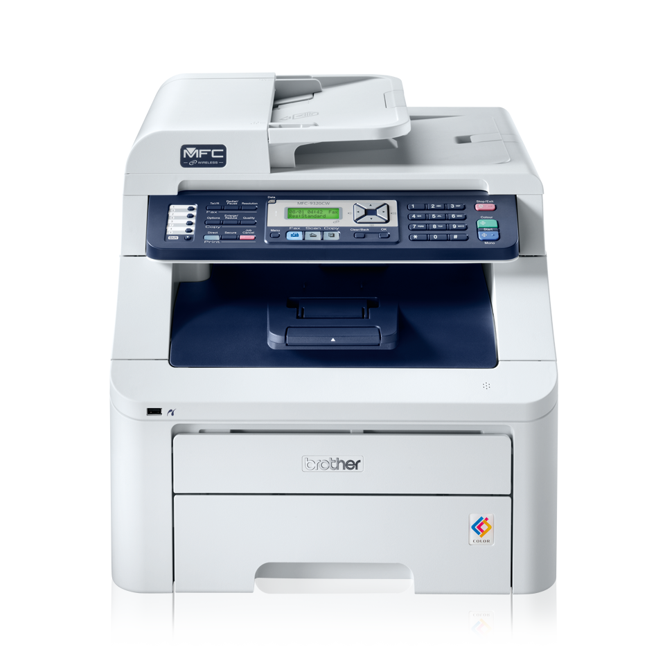 Принтер Brother MFC-9320CW
