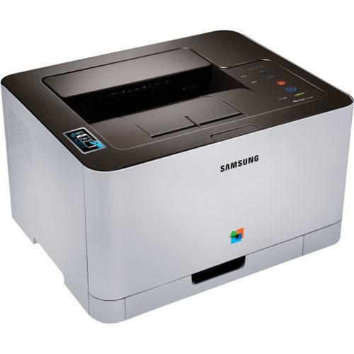 Принтер Samsung Xpress SL-C410W