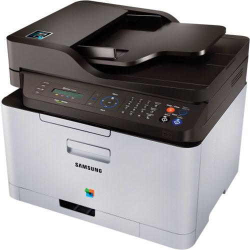 Принтер Samsung Xpress SL-C460FW