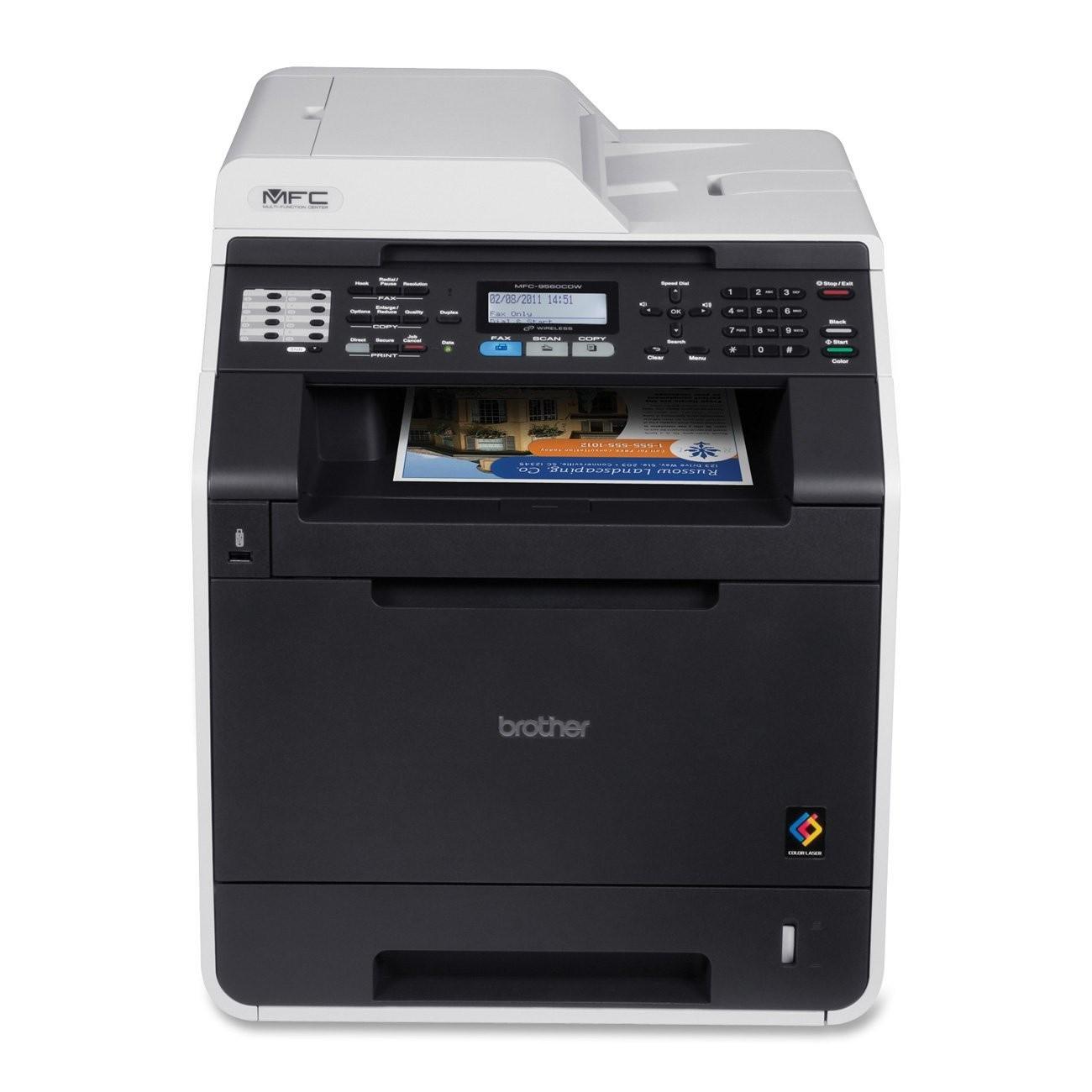 Принтер Brother MFC-9560CDW