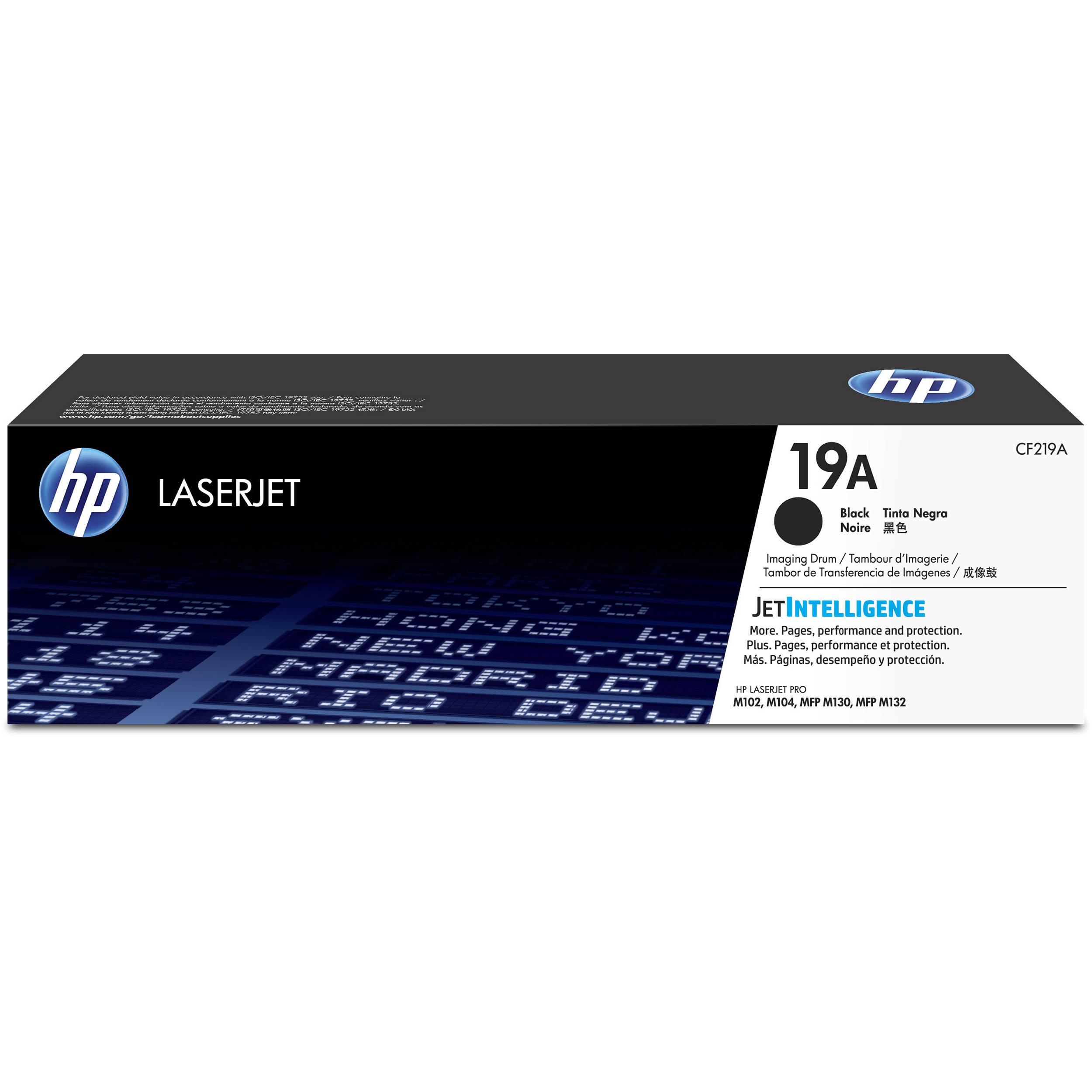HP CF219A, 19A Genuine Imaging Drum