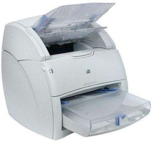 Принтер HP LaserJet 1220