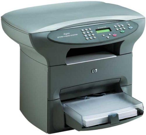 Принтер HP LaserJet 3300