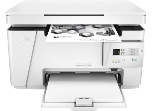Принтер HP LaserJet Pro MFP M26a