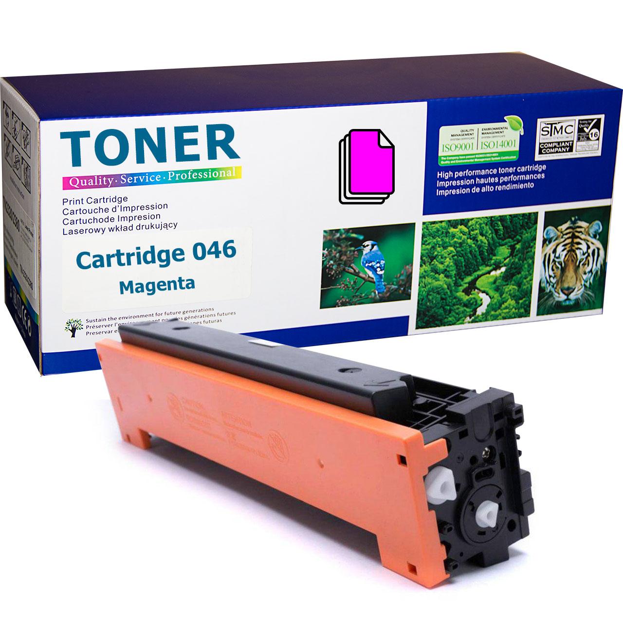 Canon Cartridge 046 Magenta неоригинален консуматив