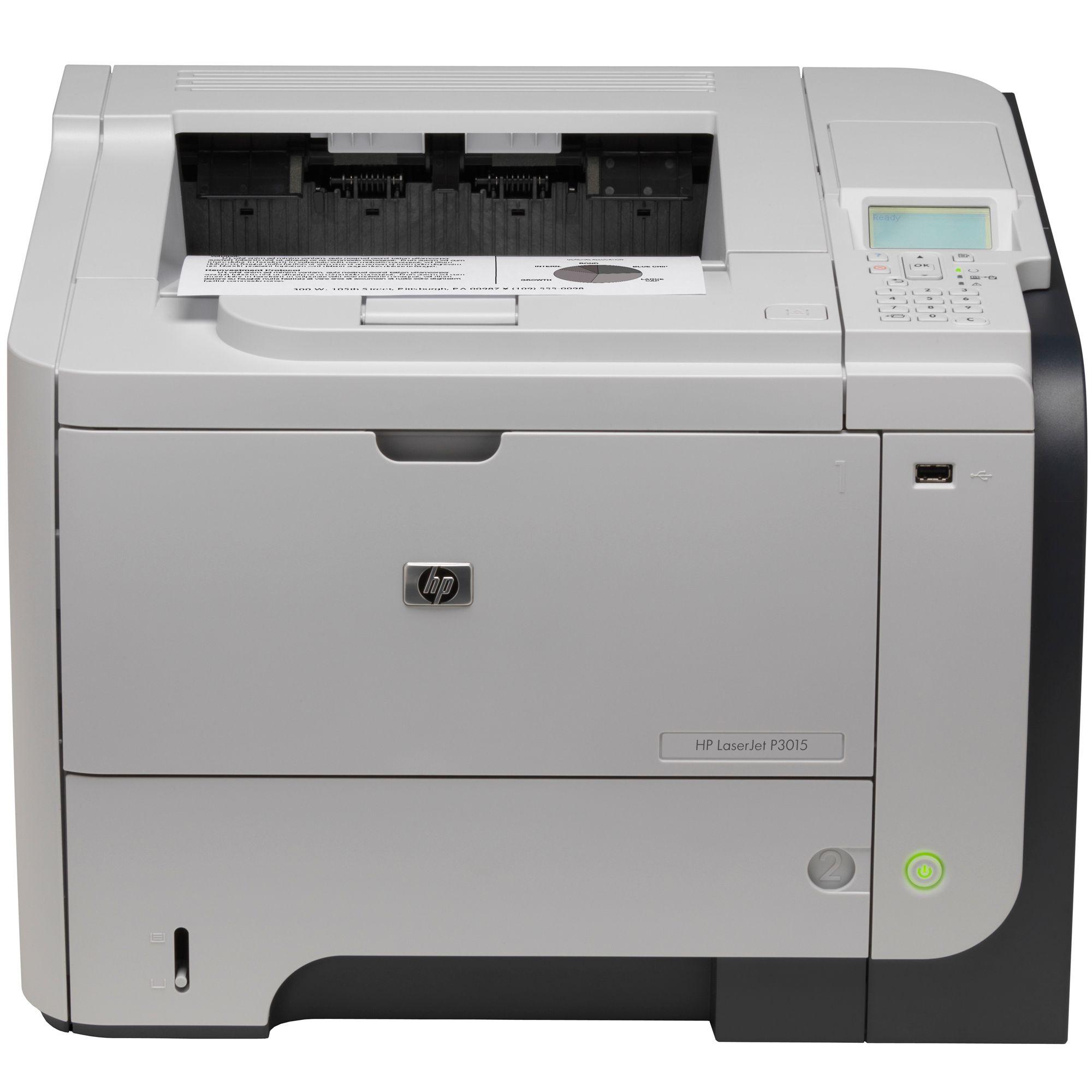 Принтер HP LaserJet Enterprise P3015dn