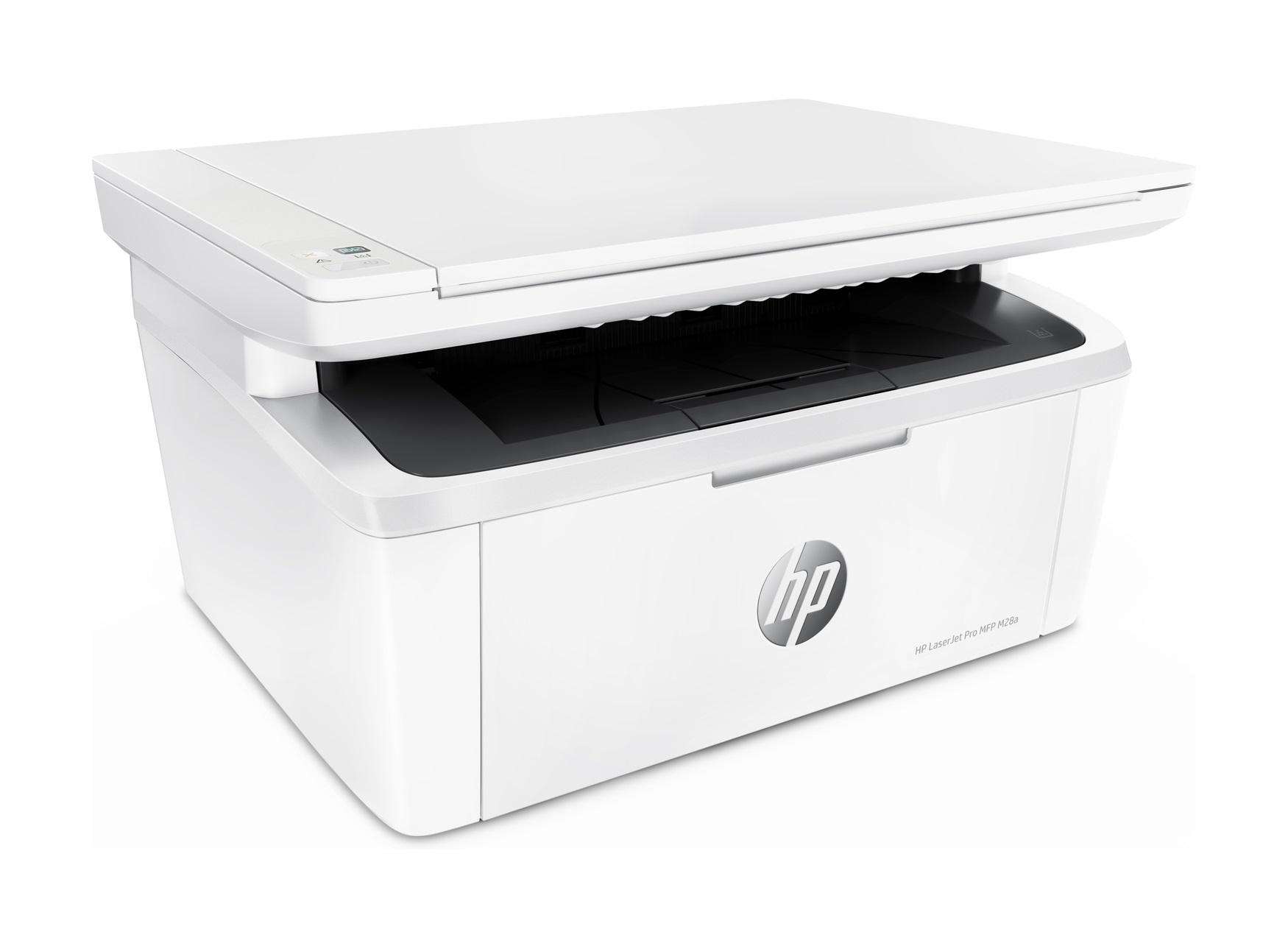 Принтер HP LaserJet Pro MFP M28a