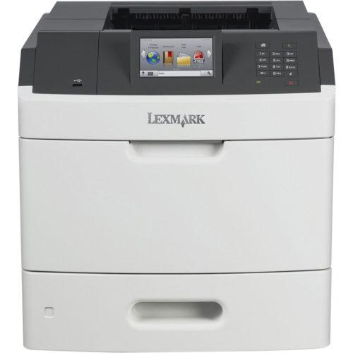 НОВА съвместима тонер касета и барабан за Lexmark MS812de