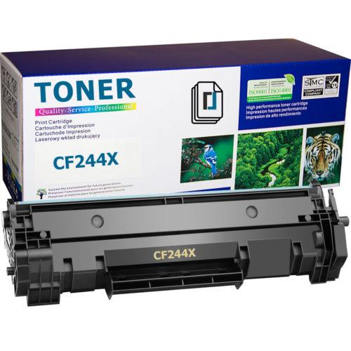 HP 44X, CF244X нова съвместима тонер касета