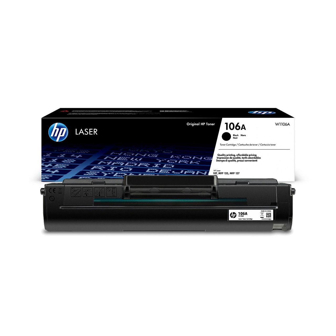 HP 106A, W1106A Toner Cartridge