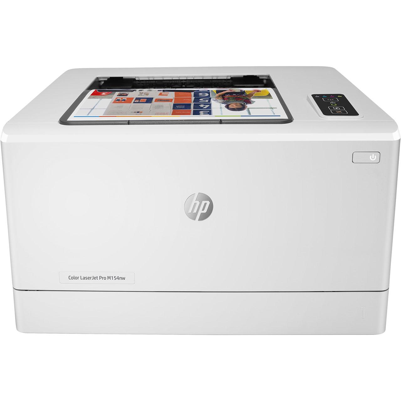 HP Color LaserJet Pro M154nw toner