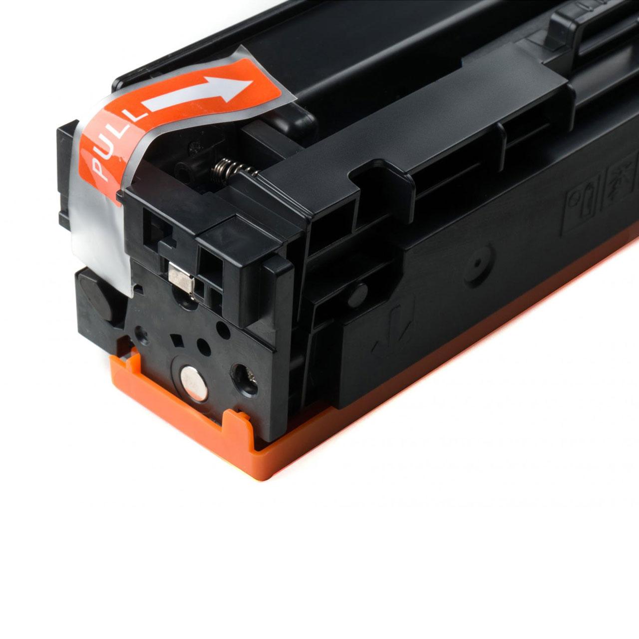 HP 203X Yellow, CF542X Toner Cartridge