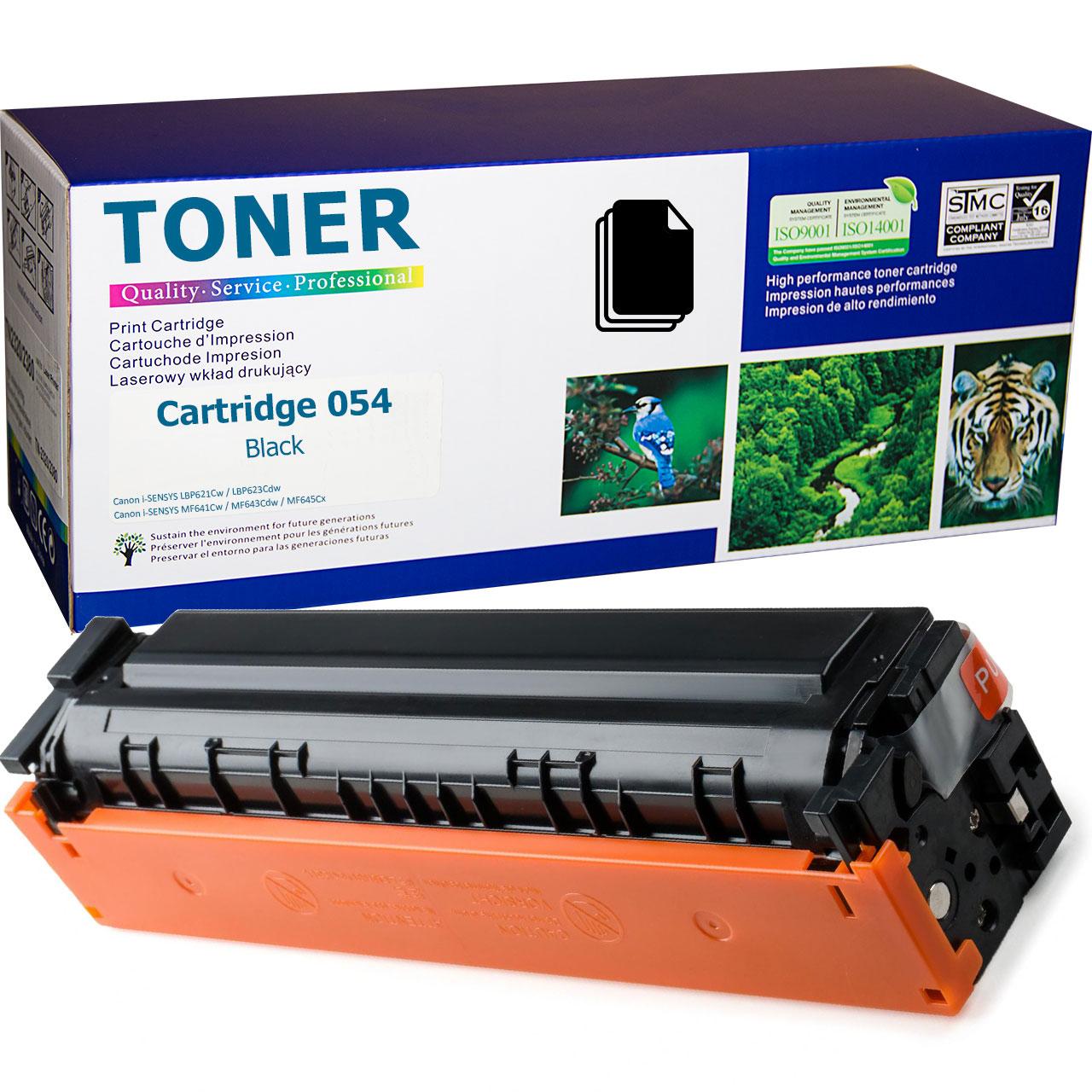 Canon Cartridge 054 Black Toner Cartridge