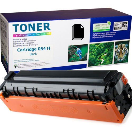Canon Cartridge 054 H Black Toner Cartridge
