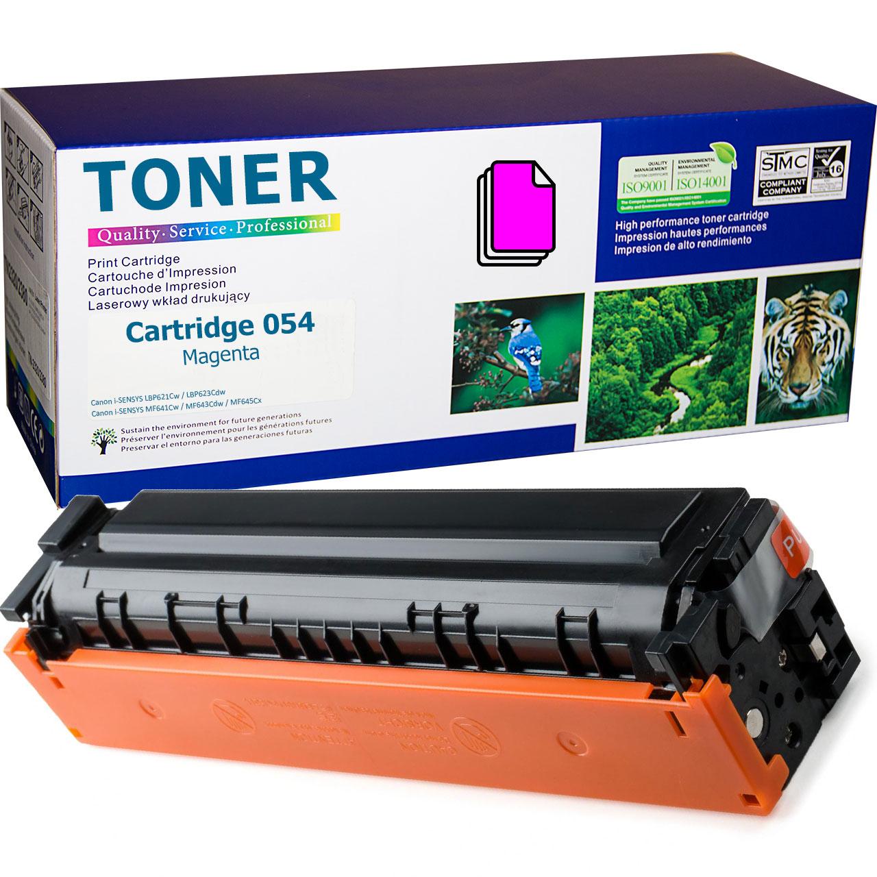 Canon Cartridge 054 Magenta Toner Cartridge
