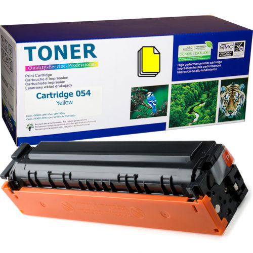 Canon Cartridge 054 Yellow Toner Cartridge