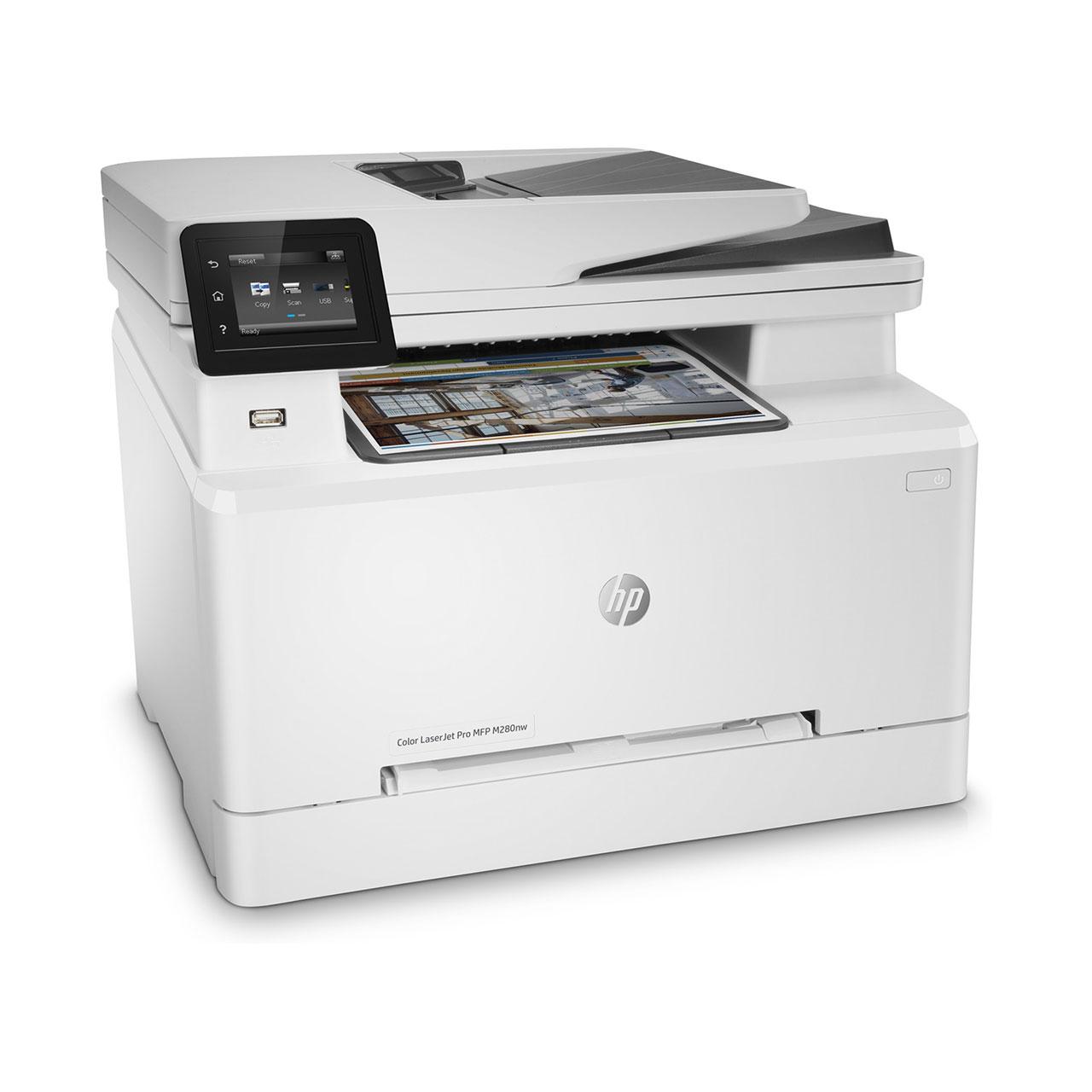 HP Color LaserJet Pro MFP M280nw toner
