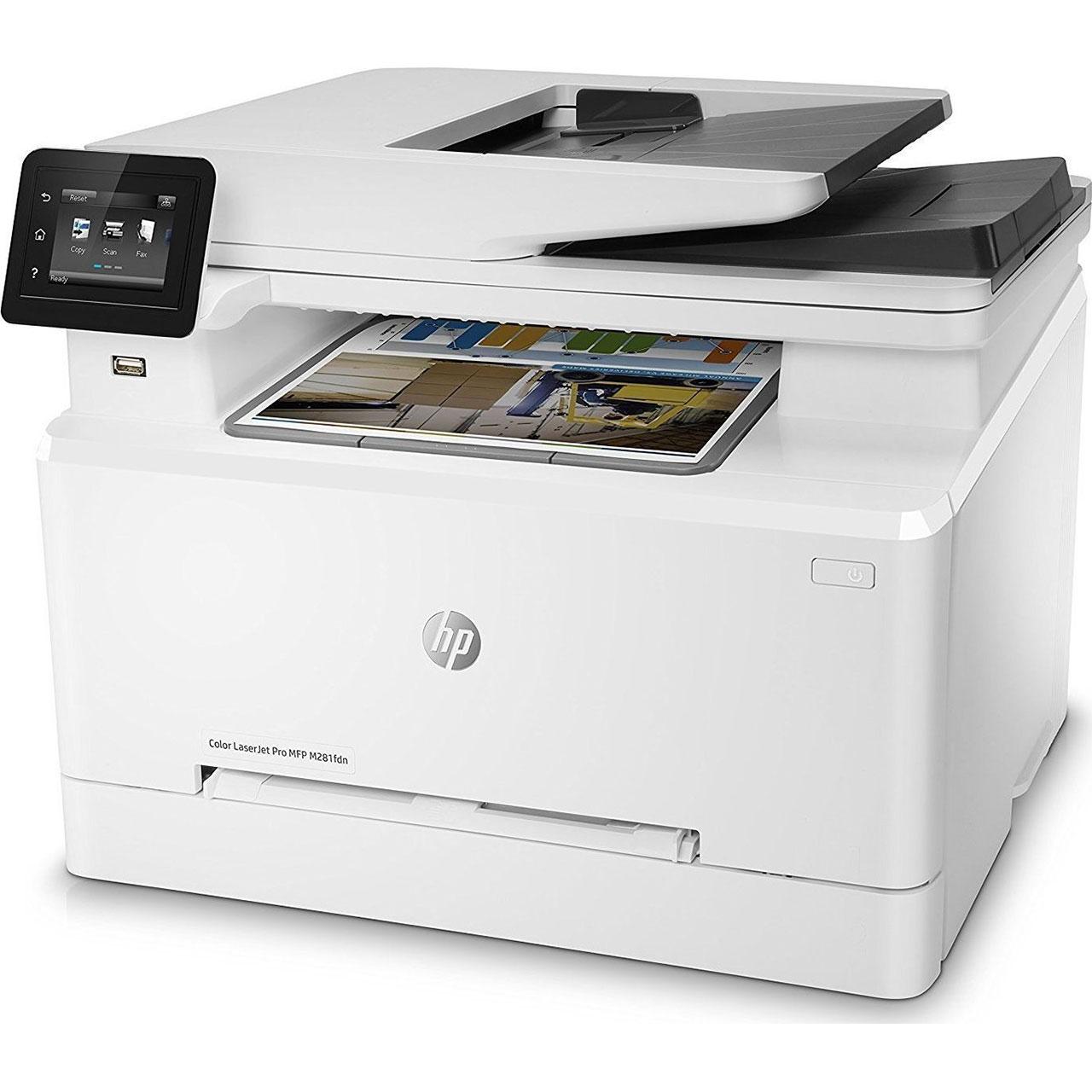 HP Color LaserJet Pro MFP M281fdn toner