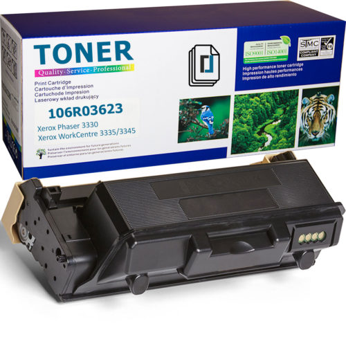 106R03623 Toner Cartridge compatible with Xerox WorkCentre 3345