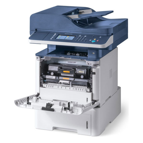 Drum and toner cartridge compatible with Xerox WorkCentre 3345